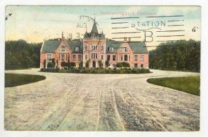 Oremannsgaard (Sjaelland) , Sweden, PU-1908