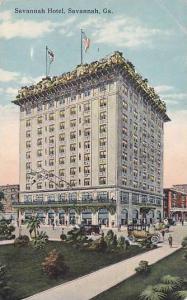 Savannah Hotel, Savannah, Georgia, 00-10s