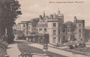 PLYMOUTH , Devon , England , UK , 1906 ; Mount Edgcumbe House
