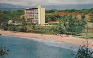 Hotel , Kalapaki Beach , KAUAI , Hawaii , 50-60s