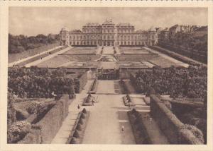 Austria Vienna Wien Belvedere