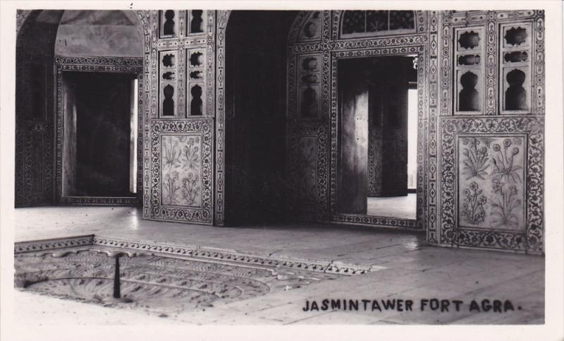 RP: Jasmintawer , Fort Agra , India , 30-40s