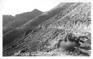 Wickenburg  Arizona Yarnell Hill  Frasher Real Photo Antique Postcard J38496