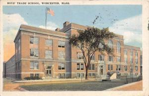 Massachusetts   Worcester   Boys´ trade School