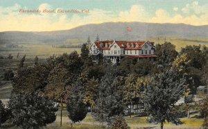 ESCONDIDO HOTEL Escondido, CA San Diego County c1910s Vintage Postcard