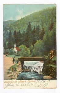 Kaltenbrunn (Goss b Leoben), Austria, PU-1904