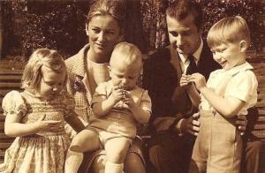 Belgium Royalty Albert II & Paola 40 jaar getrouwd, Belvedere, Story nr. 24/1999