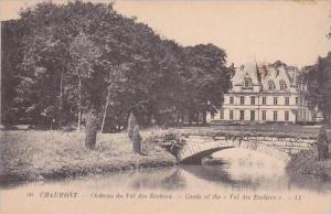 France Chaumont Chateau du Val des Ecoliers