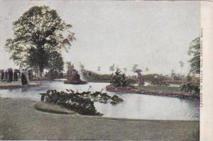 Michigan Detroit Lagoon On Belle Isle