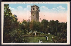 Memorial Tower,North West Arm,Halifax,Nova Scotia,Canada