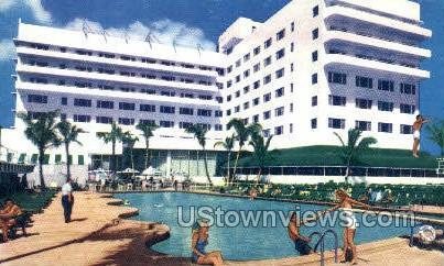 Sans Souci Miami Beach Fl Unused