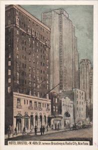 Hotel Bristol New York City