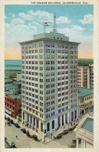 The Graham Building, JACKSONVILLE, Florida, 1910-1920s