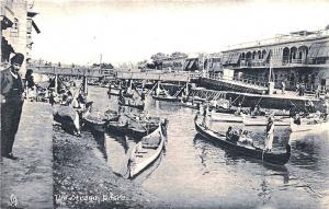 Basra Iraq The Strand Raphael Tuck Postcard