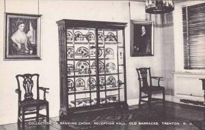 New Jersey Trenton Collection Of Nanking China Reception Hall Old Barracks Al...