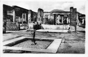 BR10048 Pompei Casa dei fauno denzante   italy