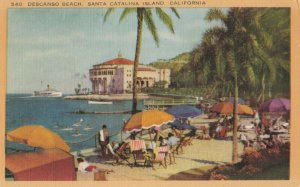 CATALINA ISLAND , California, 1930-40s ; Descanso Beach