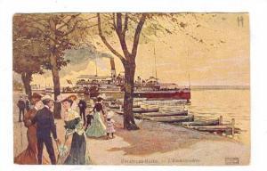 Évian-les-Bains , Haute-Savoie , France, 00-10s ; L'Embarcadere