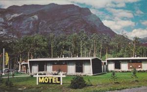 Green Acres Motel, Canmore, Alberta, Canada, 1940-1960s