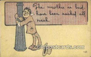 Drinking Postal Used Unknown