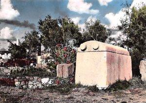 Phoenician Sarcophagus Byblos, Lebanon , Carte Postale Unused