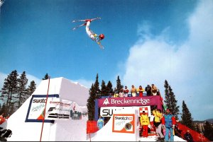 Colorado Breckenridge World Freestyle Skiing Grand Prix