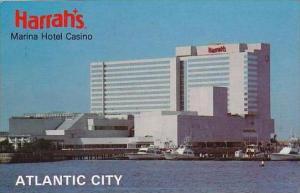 New Jersey Atlantic City Harrah's Marina Hotel &  Casino