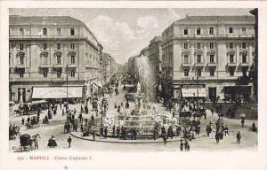 Corso Umberto I.  Napoli, Italy, 00-10s