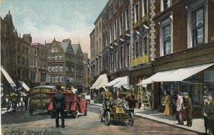 DUBLIN, Ireland , 1900-10s ; Grafton Street