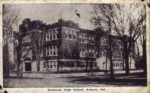 McIntosh Hight School Auburn IN unused