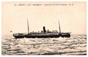 Steamer  Mustapha