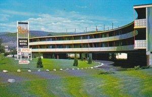 Canada Skiers Motor Hotel Penticton British Columbia