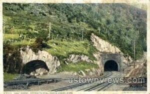 East Portal Hoosac Tunnel MA Unused