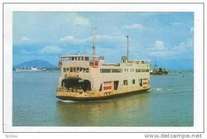 Penang/Butterworth Ferry boat, Penang, 1950s