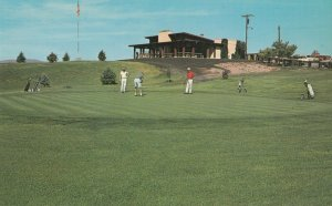 ELKO , Nevada , 50-60s ; Ruby View Golf Course