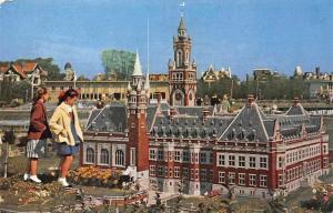 Netherlands Madurodam, Den Haag, Holland Vredespaleis, The Peace Palace