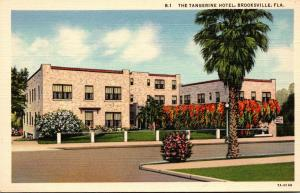 Florida Brooksville The Tangerine Hotel Curteich