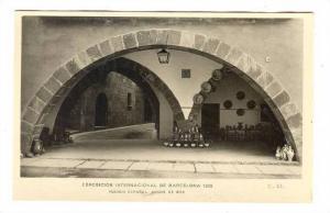 RP, Pueblo Espanol, Arcos De Sos, Exposicion Internacional De Barcelona 1929,...