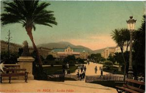 CPA  Nice -  Jardin  Public  (203265)