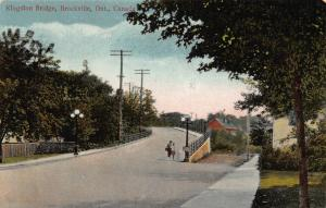 Canada Kingston Bridge Brockville Ontario Postcard