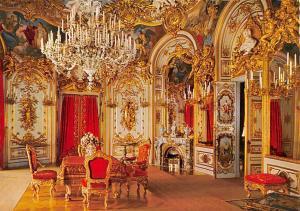 Royal Caste of Herrenchiemsee Dining Room Speisezimmer Koenigsschloss