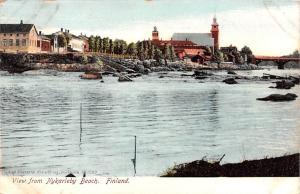 Finland, Suomi Nykarleby Beach  Nykarleby Beach