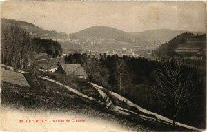 CPA Lorraine Vosges Le Tholy Vallée de Cleurie (982995)