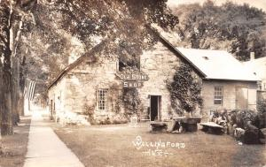 Wallingford VT~Old Stone Shop~American Fork & Hoe~Batcheller Sons Co~1920s RPPC