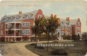 House of Good Shepherd Utica NY 1911