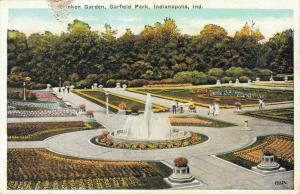 USA Sunken Gardens Garfield Park Indianapolis 02.00