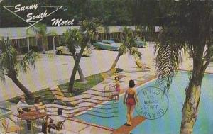 Louisana New Orleans Sunny South Motel
