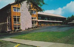 The Islander Motor Lodge, Charlottetown, Prince Edward Island, Canada, 40-60s