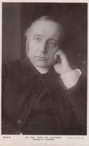 RP: LIVERPOOL , Lancashire , England , 1900-10s ; Bishop of Liverpool