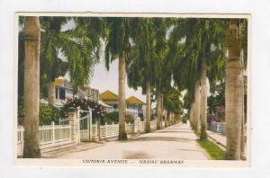 Victoria Avenue - Nassau, Bahamas, 20-40s